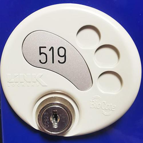 Keys for Lockers