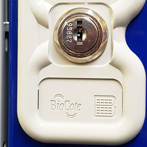Replacement Biocote Locker Keys
