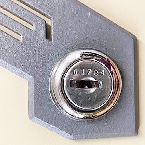 G1784 Garran Lockface