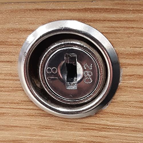 Keys Cut from a photo of the lockface